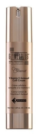 GlyMed Plus Vitamin E Sensual Cell Cream - ChosenMeds.com: Your premier online shop for the best health supplements and skin care products