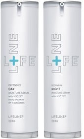 Anti-Aging Day/Night Moisture Serum with stem cells - 2 pk - ChosenMeds.com