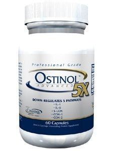 Ostinol Advanced 5X 60 caps by ZyCal Bioceuticals - ChosenMeds.com: Your premier online shop for the best health supplements and skin care products