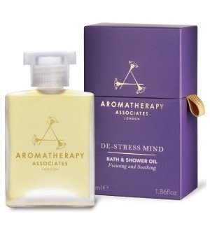 Aromatherapy Associates De-Stress Mind Bath & Shower Oil - ChosenMeds.com