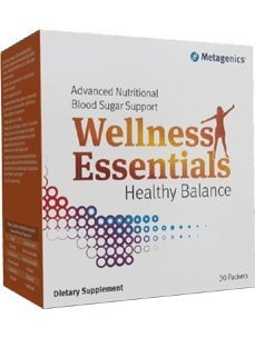 Metagenics Wellness Essentials Healthy Balance 30 packets - ChosenMeds.com: Your premier online shop for the best health supplements and skin care products