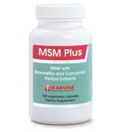 Karuna - MSM Plus 120 caps - ChosenMeds.com: Your premier online shop for the best health supplements and skin care products