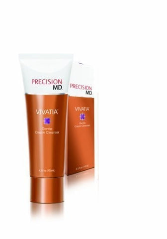 PrecisionMD Vivatia Gentle Cream Cleanser 4.2 Oz [Misc.] - ChosenMeds.com: Your premier online shop for the best health supplements and skin care products