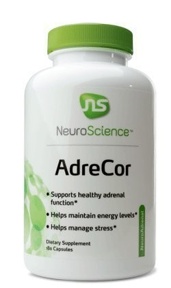 NeuroScience AdreCor 180C - ChosenMeds.com: Your premier online shop for the best health supplements and skin care products