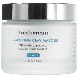 Skinceuticals Clarifying Clay Masque Deep Pore-cleansing Skin-refining Masque, 2.4-Ounce Jar - ChosenMeds.com: Your premier online shop for the best health supplements and skin care products