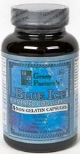 Load image into Gallery viewer, Blue Ice Fermented Cod Liver Oil, 120 - ChosenMeds.com