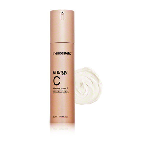 Mesoestetic Energy C Intensive Cream 1.69 fl oz. - ChosenMeds.com: Your premier online shop for the best health supplements and skin care products