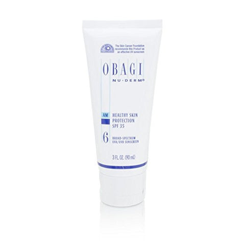 Obagi Nu-Derm Healthy Skin Protection  SPF 35 3.0 oz - ChosenMeds.com: Your premier online shop for the best health supplements and skin care products
