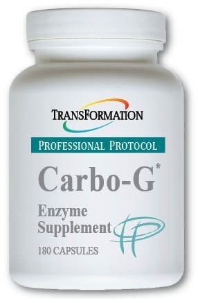 Transformation Enzymes Carbo-G, 180 - ChosenMeds.com: Your premier online shop for the best health supplements and skin care products