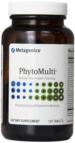 Metagenics Phytomulti Without Iron Tablets - ChosenMeds.com: Your premier online shop for the best health supplements and skin care products