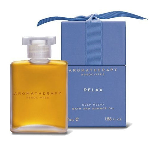 Aromatherapy Associates Relax Deep Bath & Shower Oil - ChosenMeds.com