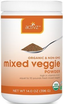 activz Mixed Veggie Powder (Fam. size) - ChosenMeds.com