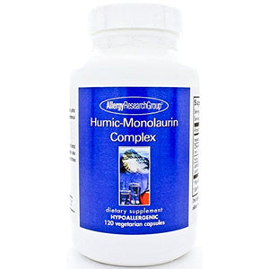 Allergy Research Group Humic-Monolaurin Complex 120 Veg Caps - ChosenMeds.com: Your premier online shop for the best health supplements and skin care products