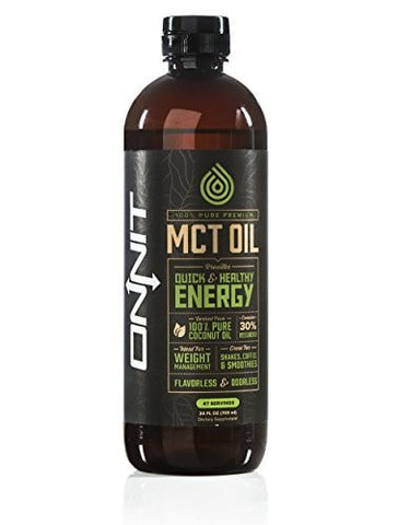 Onnit MCT Oil - ChosenMeds.com: Your premier online shop for the best health supplements and skin care products