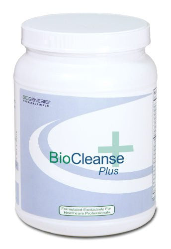 BioGenesis Biocleanse Plus Fine Powder, Vanilla, 1 Pound - ChosenMeds.com: Your premier online shop for the best health supplements and skin care products