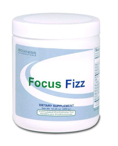 BioGenesis Focus Fizz Fine Powder, Grape, 469 Gram - ChosenMeds.com: Your premier online shop for the best health supplements and skin care products