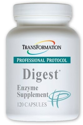 Transformation Enzyme Digest, 120 - ChosenMeds.com: Your premier online shop for the best health supplements and skin care products