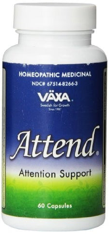 VAXA Homeopathic Medicinal Attend - ChosenMeds.com: Your premier online shop for the best health supplements and skin care products