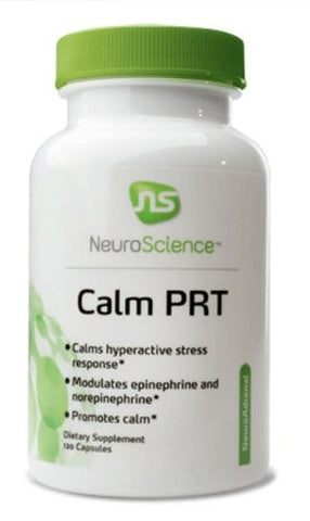 NeuroScience Calm-PRT - ChosenMeds.com: Your premier online shop for the best health supplements and skin care products