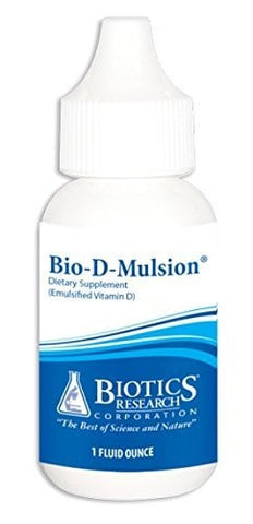 Biotics Research Bio-D-Mulsion 1oz - ChosenMeds.com
