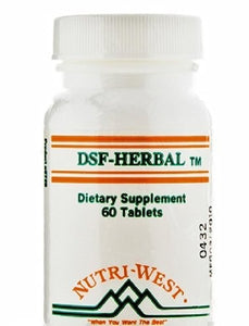 Nutri-West DSF Herbal 60 - ChosenMeds.com: Your premier online shop for the best health supplements and skin care products