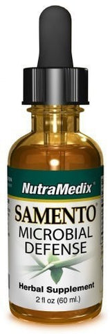 Nutramedix Samento Liquid Microbial Defense - 2 Ounces - ChosenMeds.com: Your premier online shop for the best health supplements and skin care products