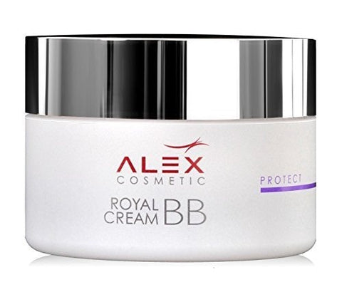 Alex Cosmetic Royal BB Cream Jar, 50ml - ChosenMeds.com