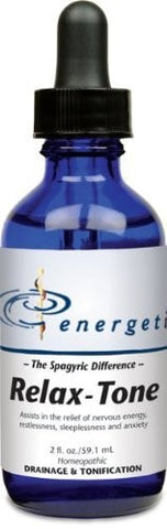 Energetix Relax-Tone, 2 0z - ChosenMeds.com: Your premier online shop for the best health supplements and skin care products