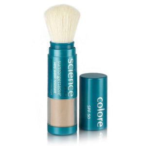 Colorescience Sunforgettable Mineral Sunscreen Brush - Matte - SPF 50 - ChosenMeds.com: Your premier online shop for the best health supplements and skin care products