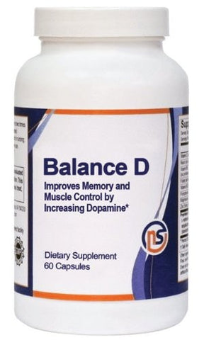 Neuroscience Balance D 60 capsules - ChosenMeds.com: Your premier online shop for the best health supplements and skin care products