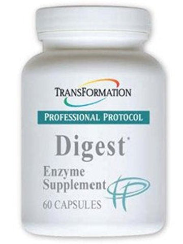 Transformation Enzyme Digest, 60 - ChosenMeds.com: Your premier online shop for the best health supplements and skin care products
