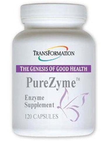 PureZyme 120 caps by Transformation Enzyme - ChosenMeds.com: Your premier online shop for the best health supplements and skin care products