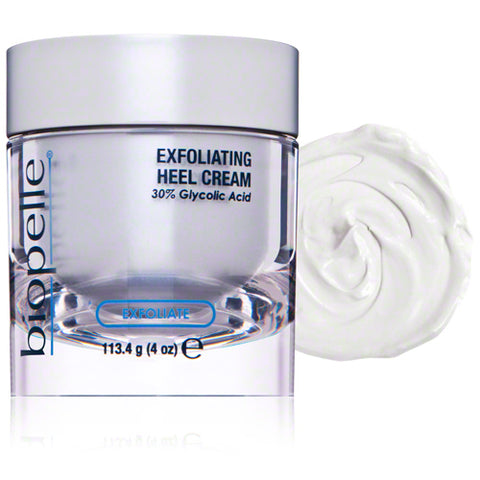Biopelle Exfoliating Heel Cream (4 fl oz.)