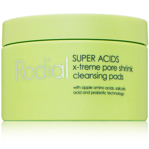 Rodial Super Acids X-treme Pore Shrink Pads (50 piece) - ChosenMeds.com: Your premier online shop for the best health supplements and skin care products