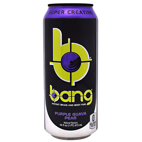 VPX Bang Super Creatine Energy Drink