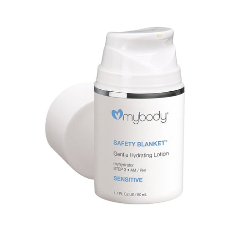 mybody Safety Blanket Gentle Hydrating Lotion 1.7 oz. - ChosenMeds.com: Your premier online shop for the best health supplements and skin care products