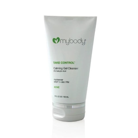 mybody take control calming gel cleanser 5 fl Ounce - ChosenMeds.com: Your premier online shop for the best health supplements and skin care products