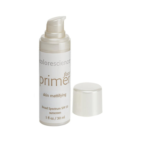 Colorescience Face Primer Skin Mattifying - SPF 20 - ChosenMeds.com: Your premier online shop for the best health supplements and skin care products