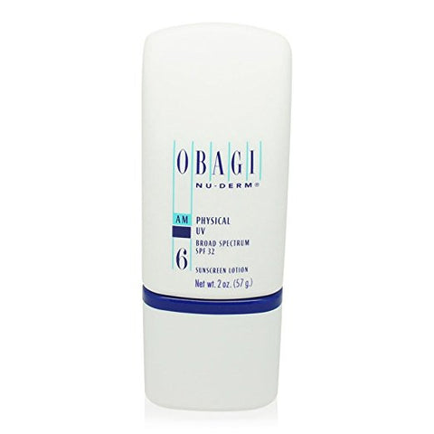 Obagi Nu-Derm Physical UV Block SPF  32 2.0 oz - ChosenMeds.com: Your premier online shop for the best health supplements and skin care products