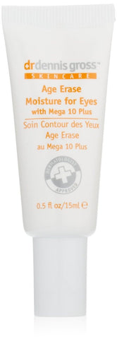 Dr. Dennis Gross Skincare Age Erase Moisture for Eyes with Mega 10 Plus - ChosenMeds.com: Your premier online shop for the best health supplements and skin care products