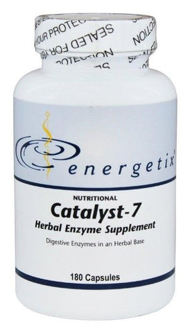 Energetix Catalyst-7, 180c - ChosenMeds.com: Your premier online shop for the best health supplements and skin care products