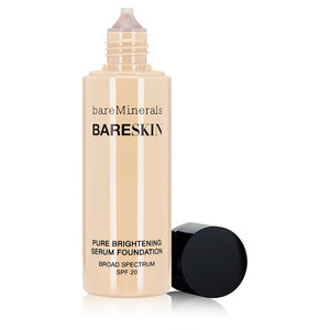 bareMinerals bareSkin Pure Brightening Serum Foundation (1 fl oz.) - ChosenMeds.com: Your premier online shop for the best health supplements and skin care products - 1