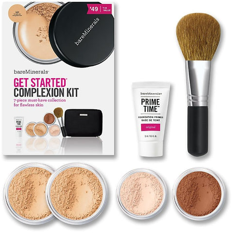 Bare Minerals Get Started Complexion Kit Light - ChosenMeds.com