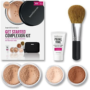 Bare Minerals Get Started Complexion Kit Medium Beige - ChosenMeds.com