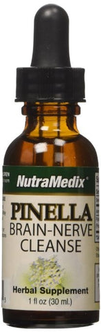 Nutramedix Pinella Brain-Nerve Cleanse 1 oz - ChosenMeds.com: Your premier online shop for the best health supplements and skin care products
