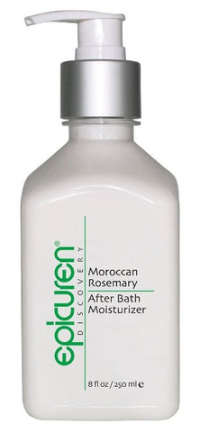Epicuren After Bath Moisturizer - Moroccan Rosemary (8 oz) - ChosenMeds.com: Your premier online shop for the best health supplements and skin care products