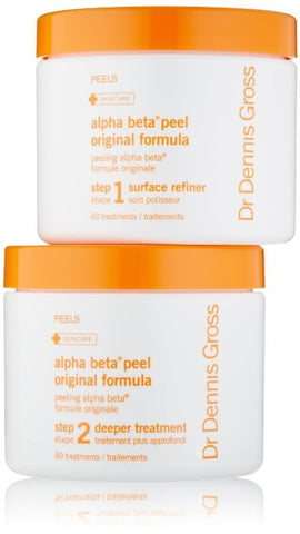 Dr Dennis Gross Alpha Beta Peel Original Formula Application Jars - ChosenMeds.com: Your premier online shop for the best health supplements and skin care products