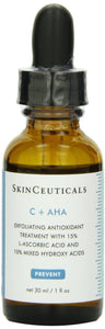 Skinceuticals  C+AHA Exfoliating Antioxidant Treatment, 1-Ounce Bottle - ChosenMeds.com: Your premier online shop for the best health supplements and skin care products