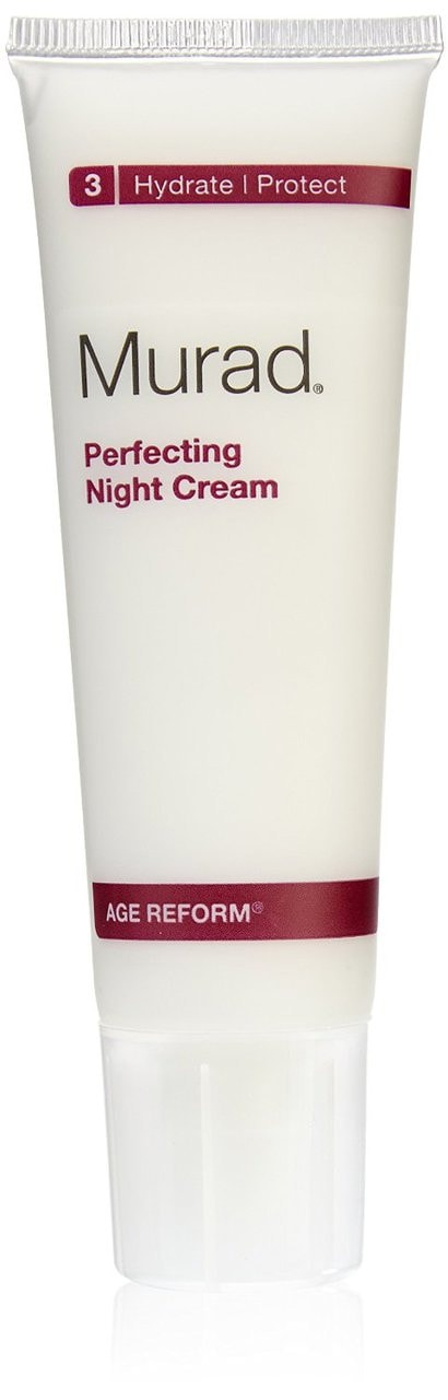 Murad Perfecting Night Cream, 3: Hydrate/Protect, 1.7 fl oz (50 ml) - ChosenMeds.com: Your premier online shop for the best health supplements and skin care products