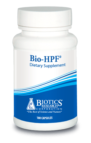 Biotics Research Bio-HPF 180 Count - ChosenMeds.com